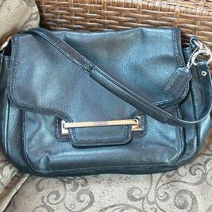 COACH 🐎 Leather Shoulder Bag